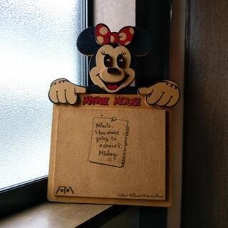 ミニーマウス コルクボード