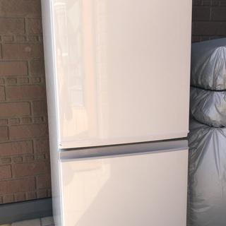 ★SHARP 2ドア冷蔵庫 137L 優良美品 2020年購入 ...