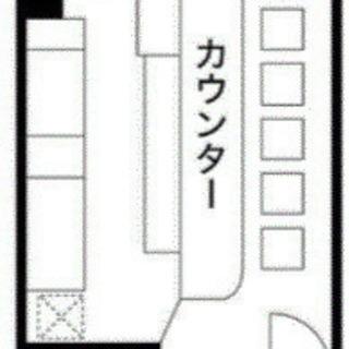 JR垂水駅徒歩2分で好立地♫人通り多数希少1階居抜きテナント♫飲...