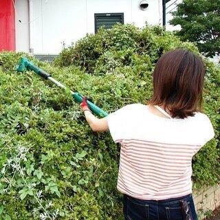 (5) 草刈り、草抜き、除草剤の散布、砂利敷、庭掃除、お庭・植木...