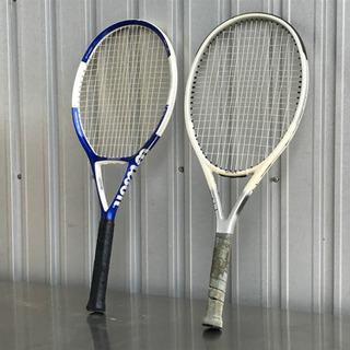 格安で!テニスラケット◇2本まとめて◇Wilson n4◇GOS...