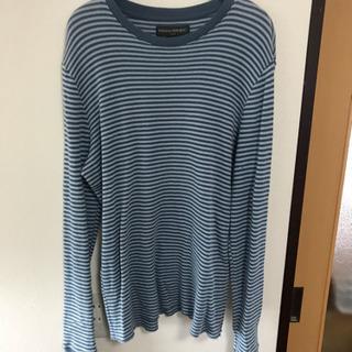 ニット セーター やじお メンズ 春 秋 Lサイズ