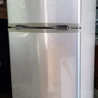 🔴Abitelaxノンフロン 2Dr  冷凍冷蔵庫 128L