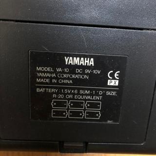 ヤマハ アンプ va-10 ケーブル付き