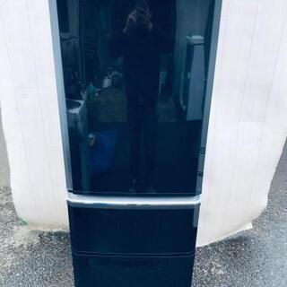 73番 MITSUBISHI✨三菱ノンフロン冷凍冷蔵庫✨M…