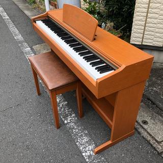 美品 ヤマハ yamaha 電子ピアノ j7000