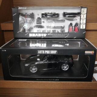 メルセデスベンツ SLK 55 ブラバス/ブラック (ミニカー)...