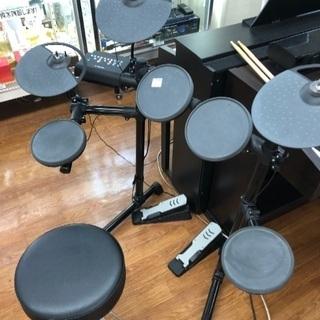 ペダルに椅子付き!YAMAHAの電子ドラム DTX400K