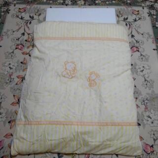 日本製 ベビー布団セット 洗えます