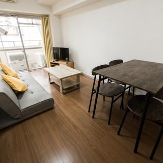 【家具付き】2021年オリンピックで民泊営業できる!住みやすい1...