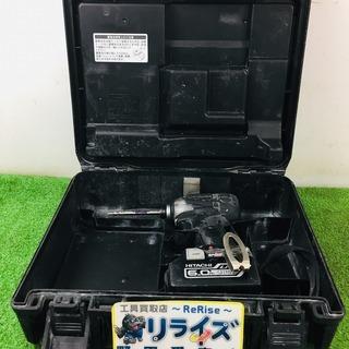 日立 WH18DDL2 インパクトドライバー【リライズ野田愛宕店...