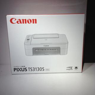 #3607 Canon PIXUS TS3130SWH