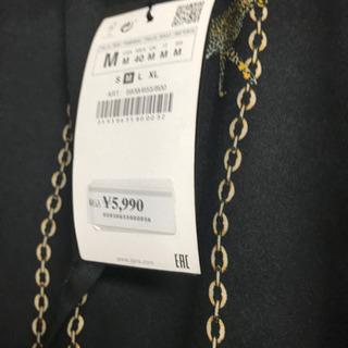 ZARA 新品未使用 定価6000円 - 富山市