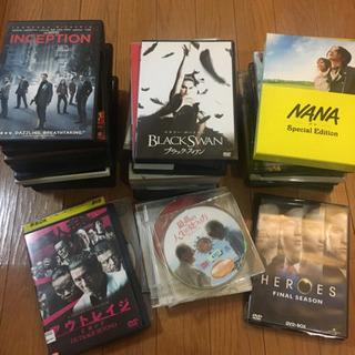 洋画・邦画 DVD 40枚以上セット