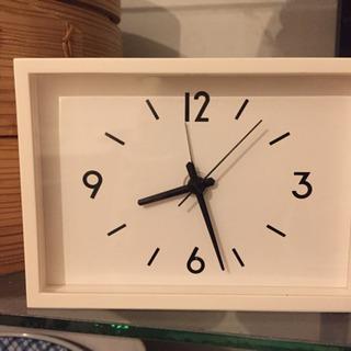無印良品 駅の時計