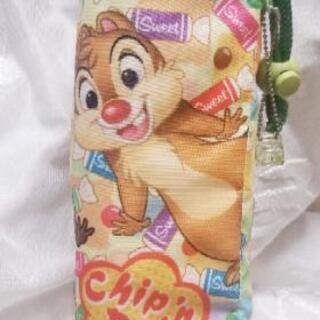 【美品】ペットボトルホルダー Disney ディズニー チップとデール