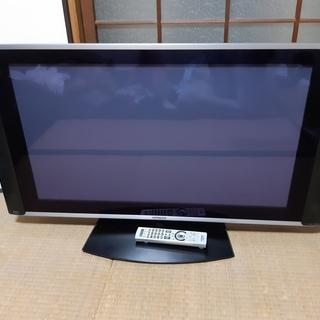 実働 日立プラズマテレビ W37P-H90 37インチ 37型 ...
