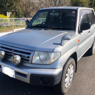 H12 パジェロ イオ 4WD