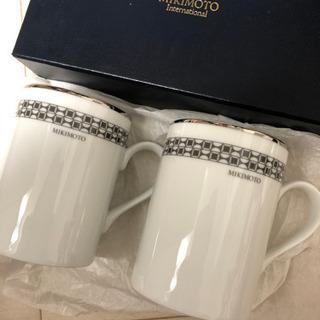 MIKIMOTO マグカップ