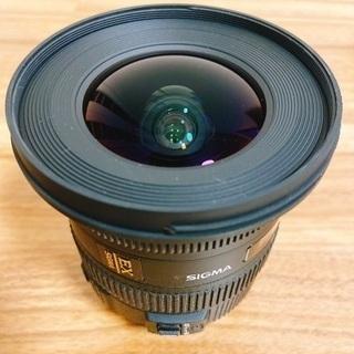 SIGMA 超広角ズームレンズ 10-20mm F3.5 EX ...