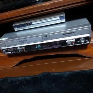 DVD.VHS一体型