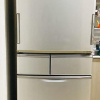 SHARP 2011年製 440ℓプラズマクラスター冷蔵庫
