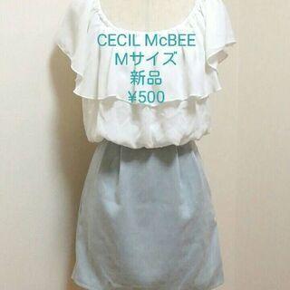CECIL McBEE ★ 新品ワンピース