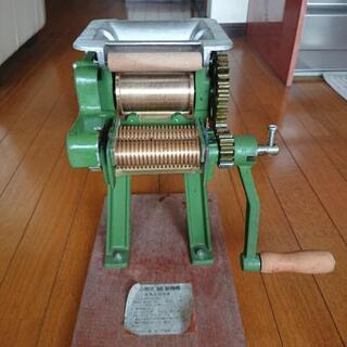 小野式1型製麺機