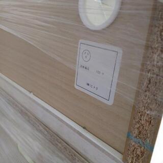 ニトリ食器棚 ホワイト - 家具