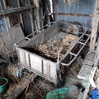 耕運機のトレーラー&水田溝切機&エンジンポンプ&背負式薬剤散布機...