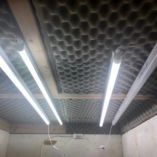 LED蛍光灯 120cm×4灯