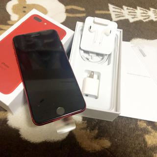 [値下げ] 新品未使用 iphone8 plus 64GB シムフリー