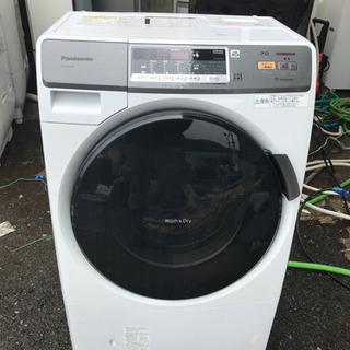 Panasonic HEAT PUMP ドラム式洗濯機
