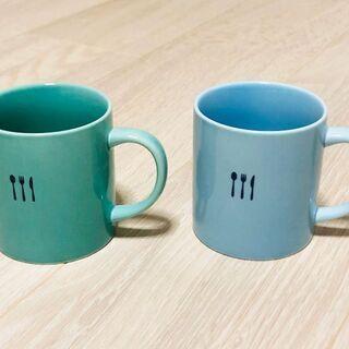 Kurihara harumiマグカップ2個 セット 新品