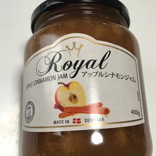 【お取引中】アップルシナモンジャム(賞味期限2020.05.16)