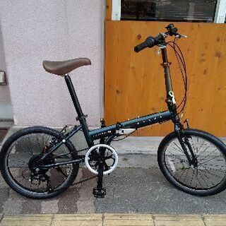 ROVER [ローバー]20吋 折り畳み自転車 アルミ/7spe...