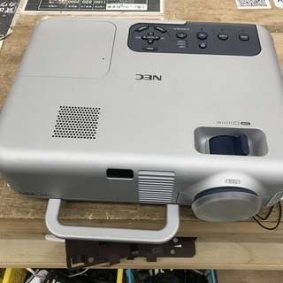 NEC 投映型フルカラープロジェクタ VT660JK