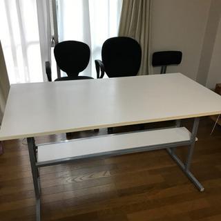 事務テーブル