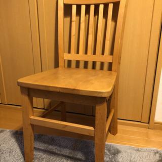 アメリカ製 パイン材 木製チェア カントリー家具