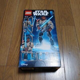 LEGO STAR WARS ビルダブルフィギュア フィン 75...