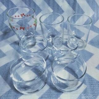 ミニグラス&ミニ小鉢
