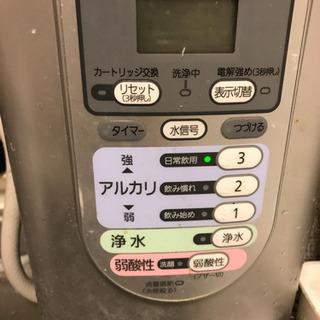 TK7208 Panasonic浄水器