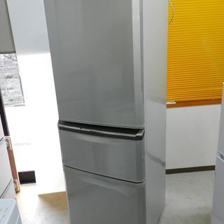 三菱 ノンフロン冷凍冷蔵庫 MR-C34R 2010年製 …
