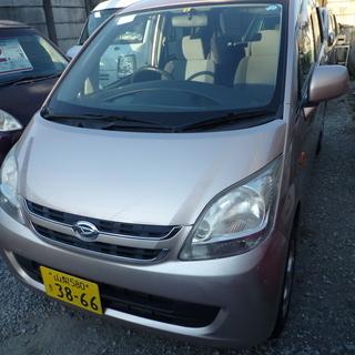 GWだけ在庫処分です。 ムーヴ 5速マニュアル 車検令和2年8月 7万円 諸経費込10万円 - 横須賀市