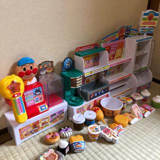 アンパンマン   コンビニ dx おもちゃ 玩具