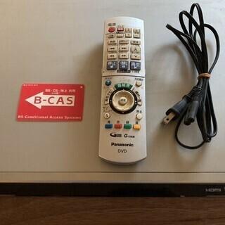 パナソニック 地デジ/BS HDD/DVDレコーダー DM…