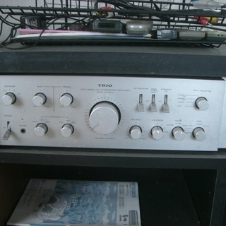 YAMAHA CT-X1 ステレオチューナー