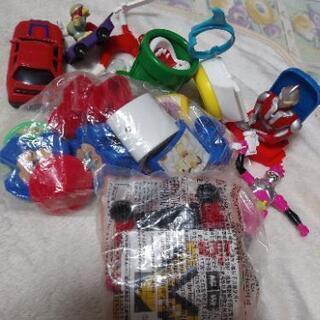 ハッピーセットのおもちゃとか色々
