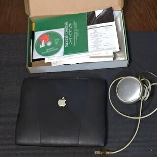 PowerBookG3 233 WallStreet 稼働品