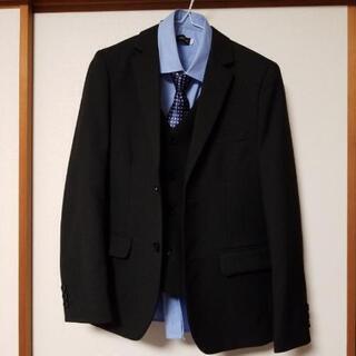 子供用スーツ 上着のみ4点セット